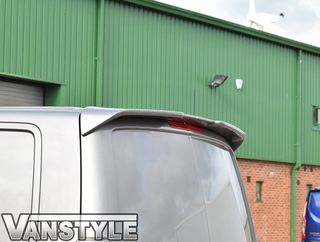 Vanstyle VS Style VW T6 PU Twin Door Rear Spoiler