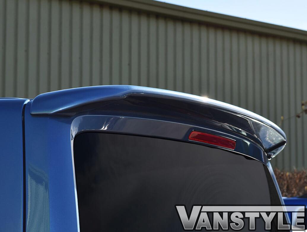 VS VW T6 T6.1 2015> PU-Rim Tailgate Sportline Style Spoiler