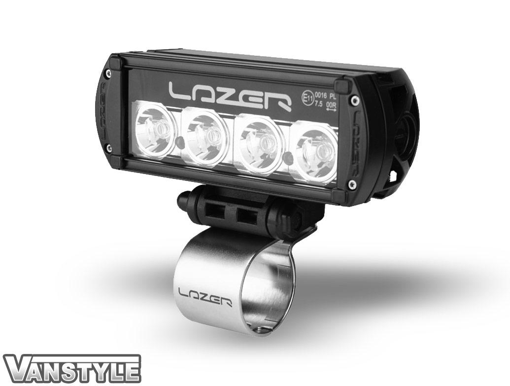 Lazer - Horizontal Tube Clamp Pair - 60mm Universal Fit