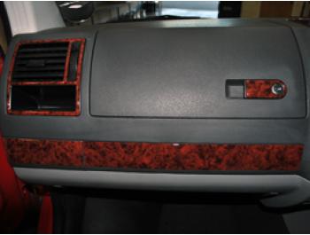 Vanstyle Dash Kit VW T5 Transporter Standard Dash