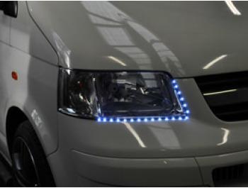 Universal DRL Strip Lights