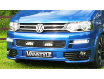 DRL Kit Quality Aftermarket VW T5 Transporter 2010>
