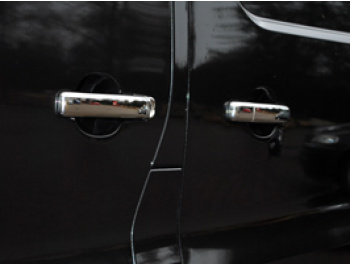 Door Handle Cover Set Stainless Steel – Vivaro & Trafic 2014>