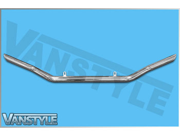 Polished 60mm Stainless Steel Citybar - Sprinter / Crafter