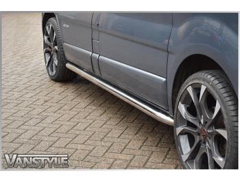 Vanstyle 60mm Sportline Sidebars Vivaro/Trafic/Primastar
