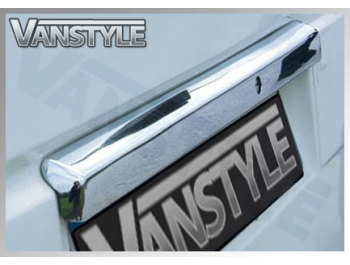 Rear Grab Handle Cover Stainless Steel - VW T4 Transporter/Carav