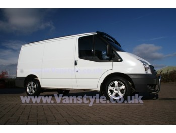 "Viper Van Wheel 16\"" Brite Metal Transit Custom Alloy Wheels"