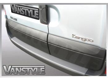 Renault Kangoo ABS Rear Bumper Protector