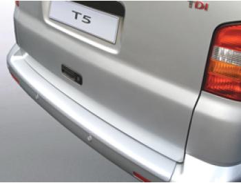 VW T5 /Caravelle/ Multivan ABS Rear Bumper Protector 03-09 & 10>