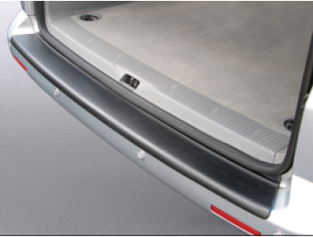 VW T5 /Caravelle/ Multivan ABS Rear Bumper Protector 03-09 & 10>