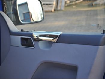 Stainless Steel Inner Door Handle Covers VW T5 03-09