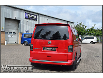 Rear Lamp Set Smoked LED Tailgate Models VW T5 03-09
