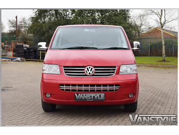 VW Caravelle T5 Bumper Grille - Stainless Steel 2003-09