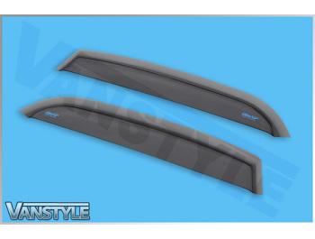 Side Wind Deflectors (Front) Vivaro & Trafic 2014>