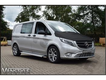 Mercedes Vito & V-Klasse W447 2014> Plain Bonnet Bra