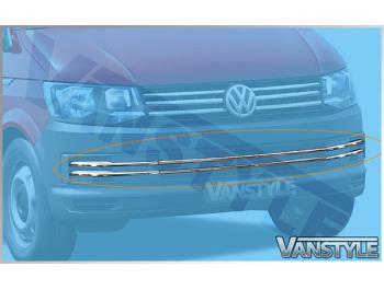 VW T6 Startline Front Lower Radiator Grille Trim