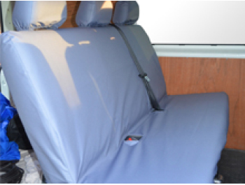 100% Waterproof Tailored Rear 3 Seater Bench Cover T5 T6