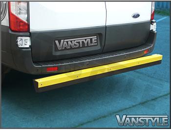 Ford Transit Mk8 14-19> Anti Slip Rear Protector T-Bar