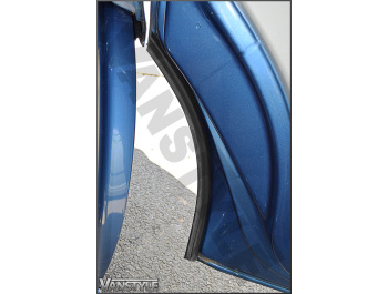 Genuine Vw T5 T6 Front Door Rubber Gasket Seal Trim Vanstyle