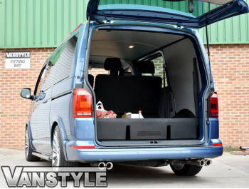 Vanorak - VW T5 T6 and Ford Transit Custom Storage Solution