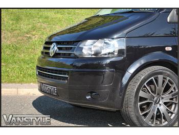 Vanstyle Black Sportline Kit For VW T5 2010-15