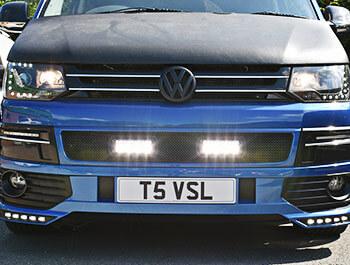 Lighting Upgrades, Volkswagen VW T5 Van Accessories Lighting