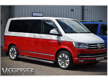 TRAX HD Sport Step Sidebar VW T5 & T6