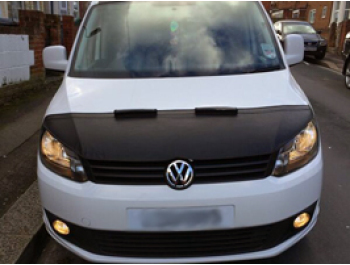 VW Caddy Half Aero Bonnet Bra 2010-15
