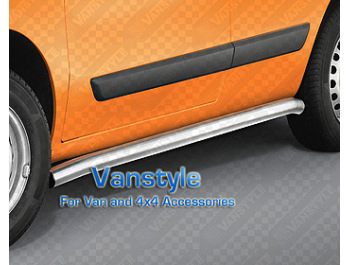 Peugeot Bipper Van Side Styling, Peugeot Bipper Van Accessories