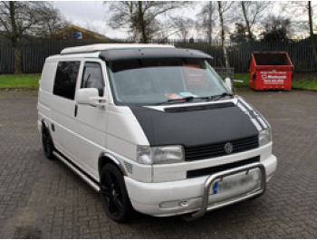 A Bar, Vanstyle, VW Transporter T4, Long Nose