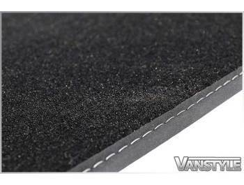 Front Carpet Mat Set Berlingo / Partner 08> RHD