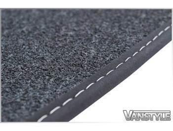 Tailored Luxury Front Carpet Mat Vivaro Trafic Talento NV300