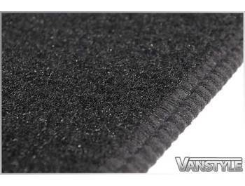 Quality Carpet & Rubber Floor Mats Ford Transit 2000-06