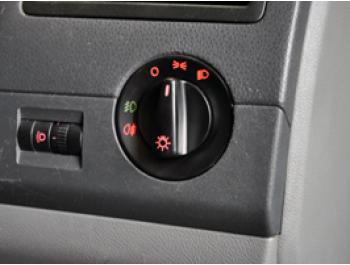 Fog Light Upgrade Kit VW T5 Transporter 2003-09