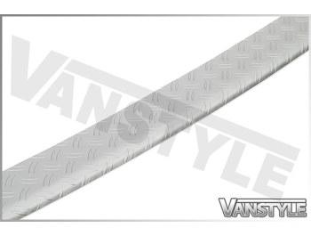 Bumper Protector Rear - Anodised Aluminium - VW T5 T6