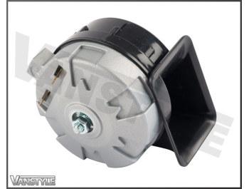 Stebel - TM80/2 Magnum  - 12V - Black Upgraded Horn
