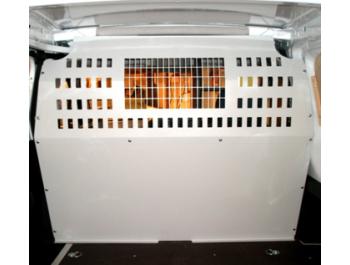 85583da373 Citroen Berlingo NEW 2008-ON Van - Full Bulkhead Punched - Vanstyle