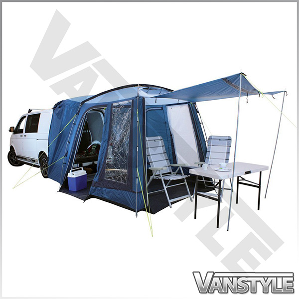 Cayman Tailgate Drive Away Awning Vanstyle