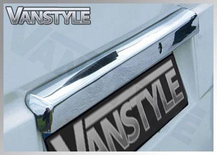 Rear Grab Handle Cover Stainless Steel - VW T4 Transporter/Carav