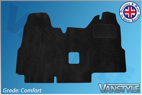 Enchanting Ford Transit Rubber Floor Mats Image Collection Best - Rubber connecting floor mats