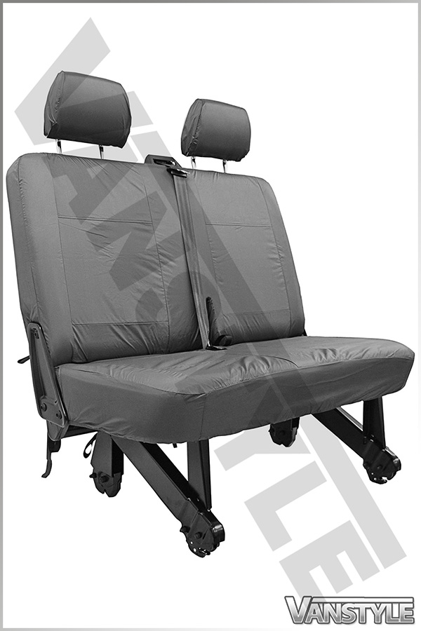 Genuine VW T5 Waterproof Rear Seat Covers