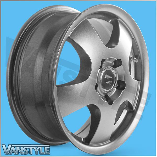 x4 Cargo Wheel 16x6.5 Superlook 5x130 Movano Master NV400