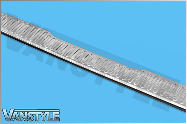 Mercedes Vito Polished Stainless Steel Bumper Protector 03-14