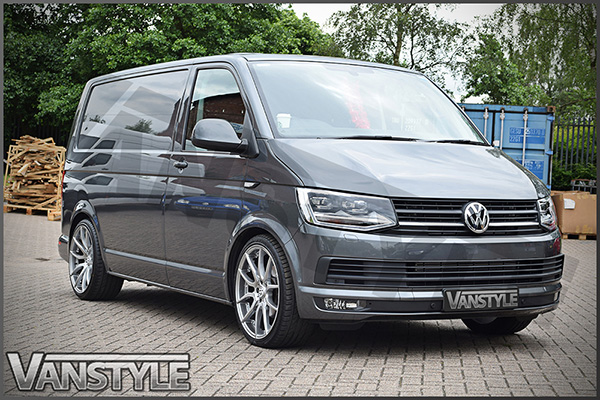 Vw Transporter T6 Height Adjustable Coilovers Bilstein B14