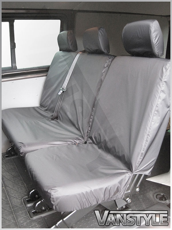 100 Waterproof Tailored Rear Seat Covers T5 T6