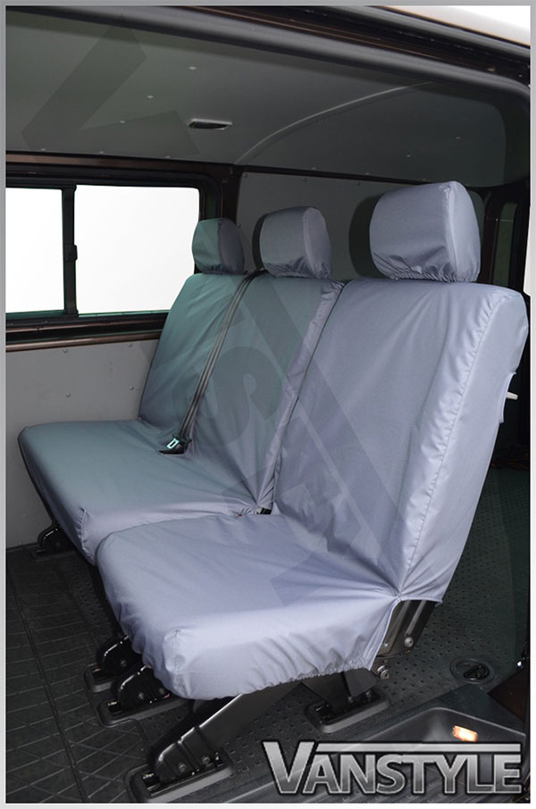 100 Waterproof Tailored Rear Seat Covers T5