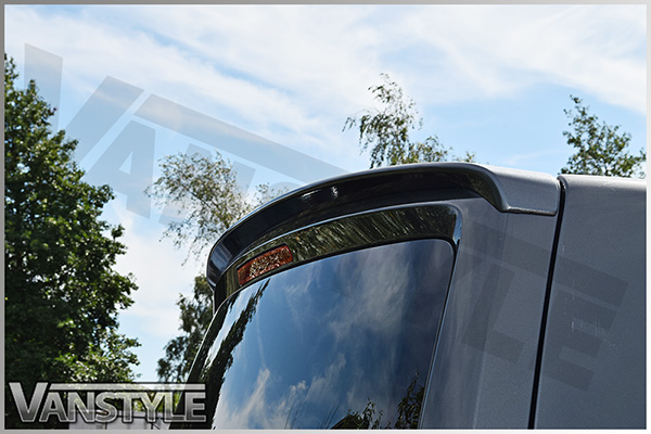 Rear Tailgate Spoiler ABS VW T6 2015 Onwards