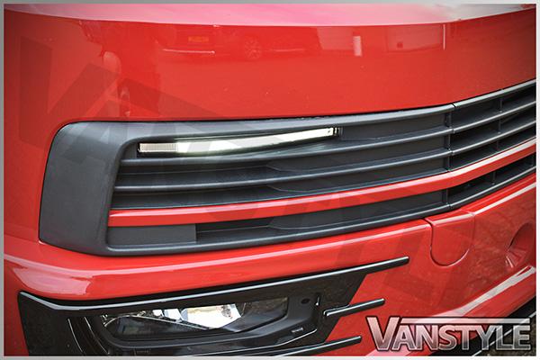 VW T6 2015> OE Spec VW DRL\'s