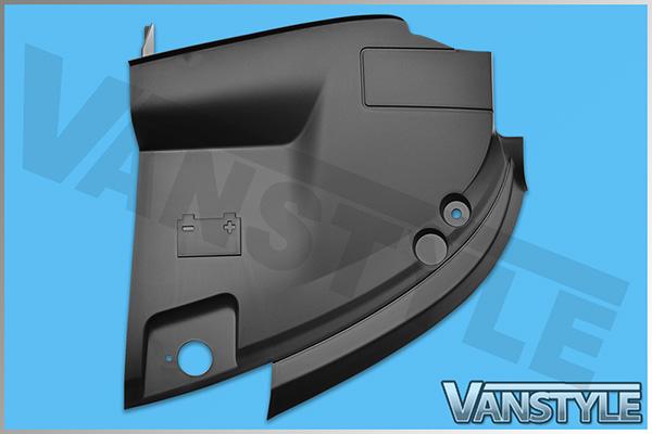 genuine vw t5 2003 09 engine battery cover vanstyle. Black Bedroom Furniture Sets. Home Design Ideas