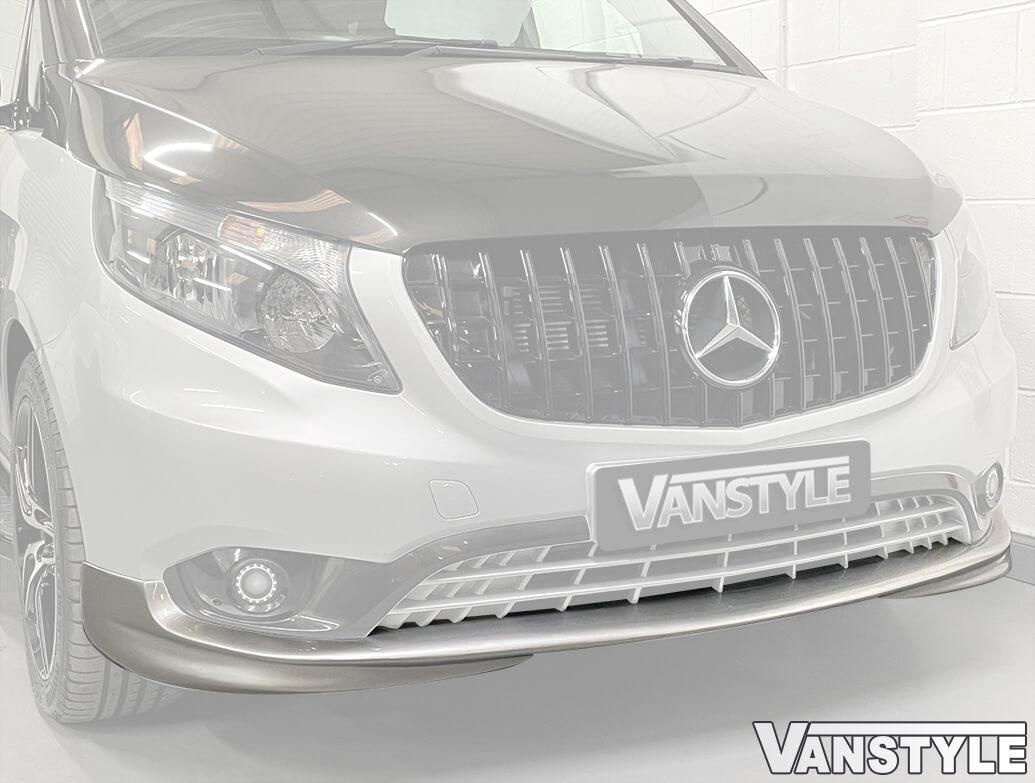 Mercedes Vito W447 2014> Front Lower Splitter